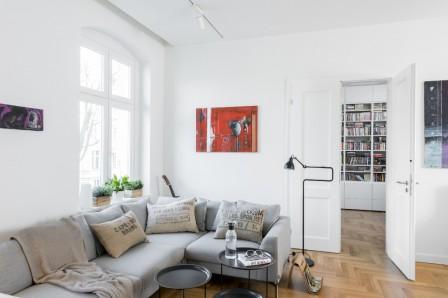 Mieszkanie 4-pokojowe Gliwice Śródmieście