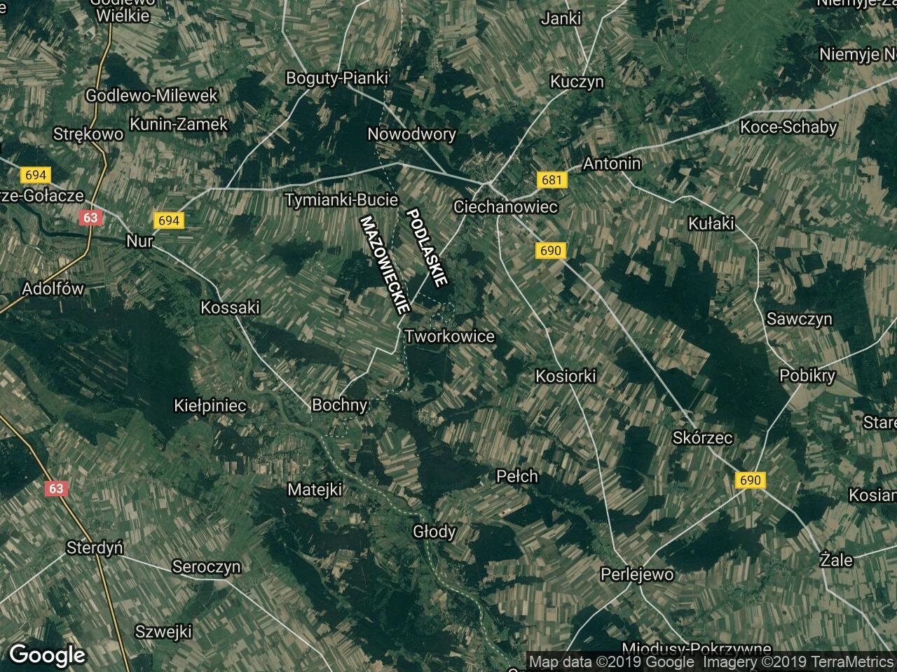 Działka rolno-budowlana Tworkowice