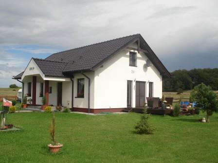 dom wolnostojący, 4 pokoje Nacmierz