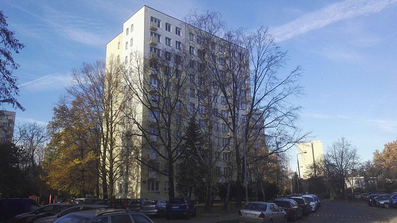 Mieszkanie 3-pokojowe Warszawa Mokotów, ul. Jana Maklakiewicza