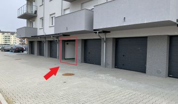 Garaż/miejsce parkingowe Zielona Góra Łężyca, ul. Łężyca-Urbanistów. Zdjęcie 1