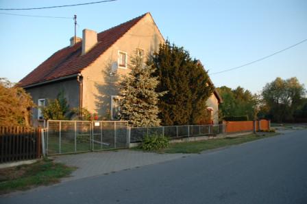 dom wolnostojący Uszyce
