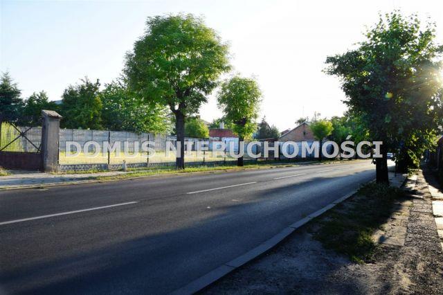 Działka inwestycyjna Aleksandrów Łódzki, ul. Wierzbińska