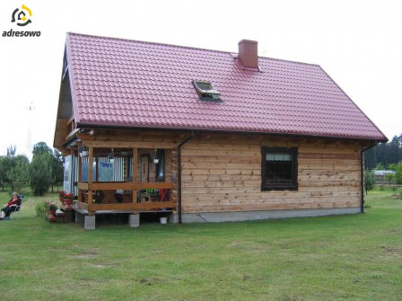 dom letniskowy Narewka