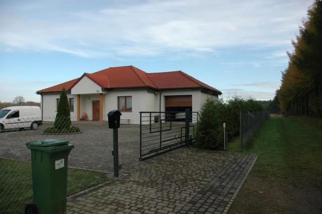 dom wolnostojący Przybiernów
