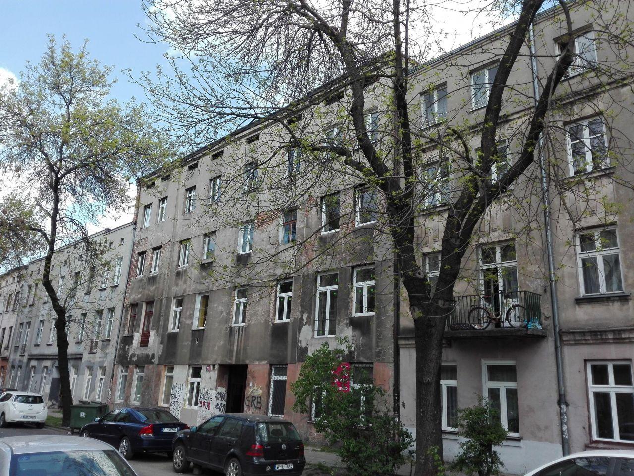 Mieszkanie 1-pokojowe Łódź Górna, ul. Grabowa