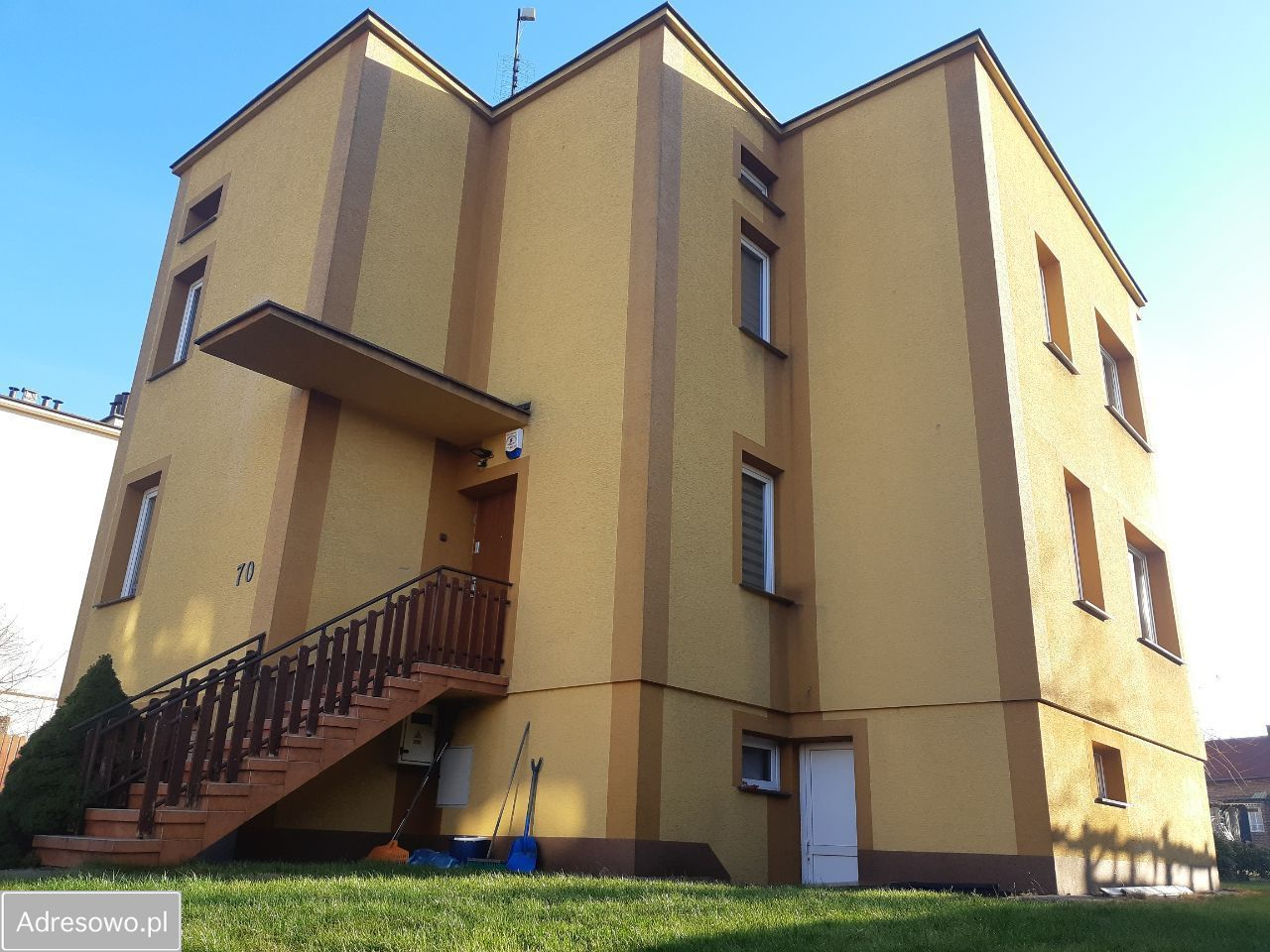 dom wolnostojący, 4 pokoje Rzeszów Zalesie
