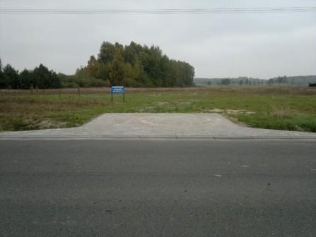 Działka budowlana Smerzyn