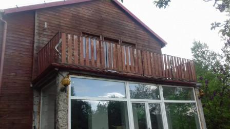 dom wolnostojący, 4 pokoje Wiśniowa Murzynówka
