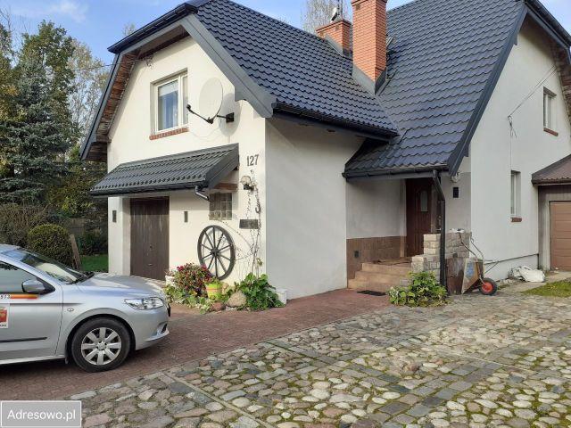 dom wolnostojący, 4 pokoje Ossów