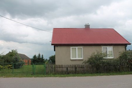 dom wolnostojący, 2 pokoje Kuleszka