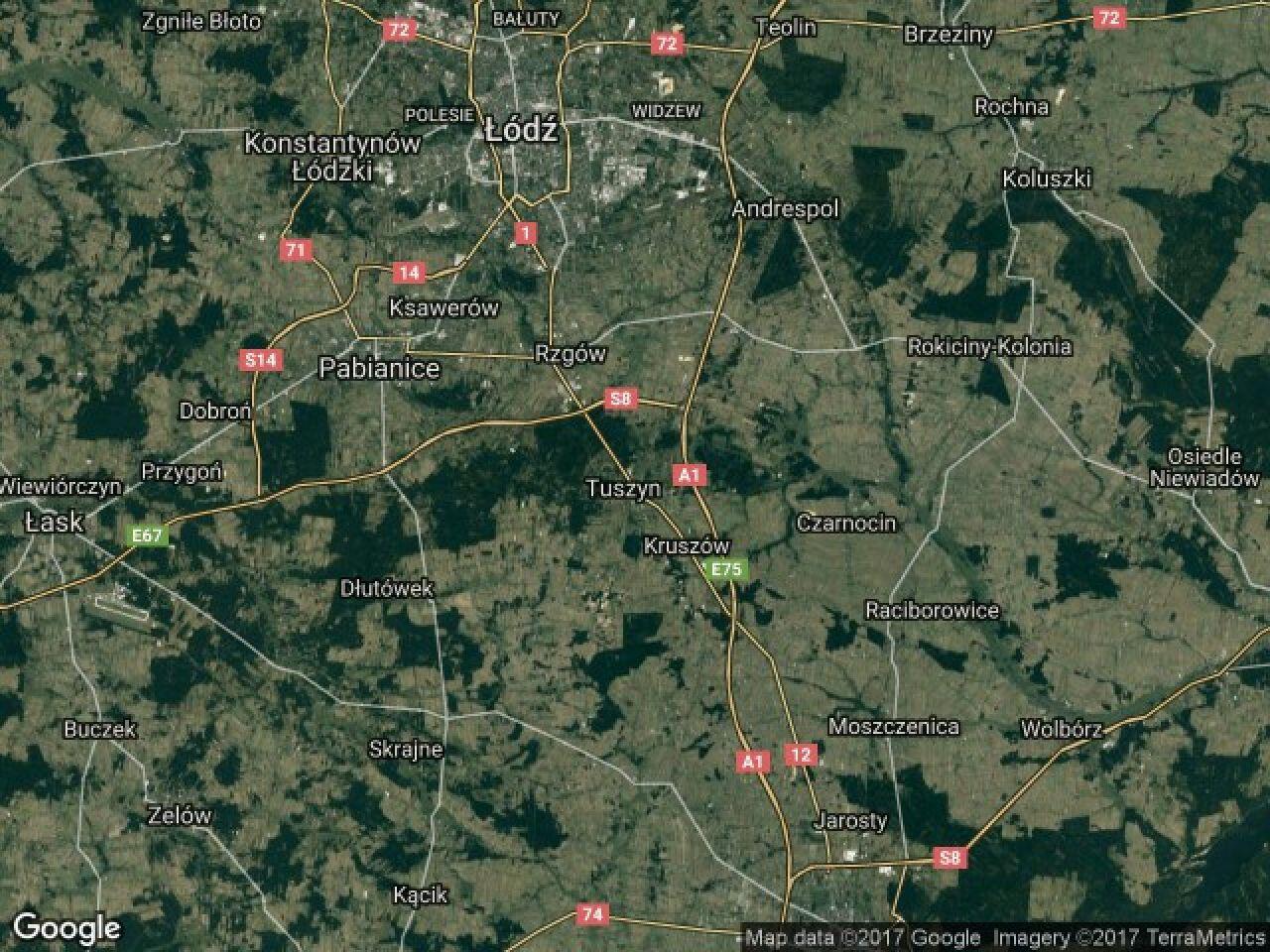 Działka budowlana Tuszyn