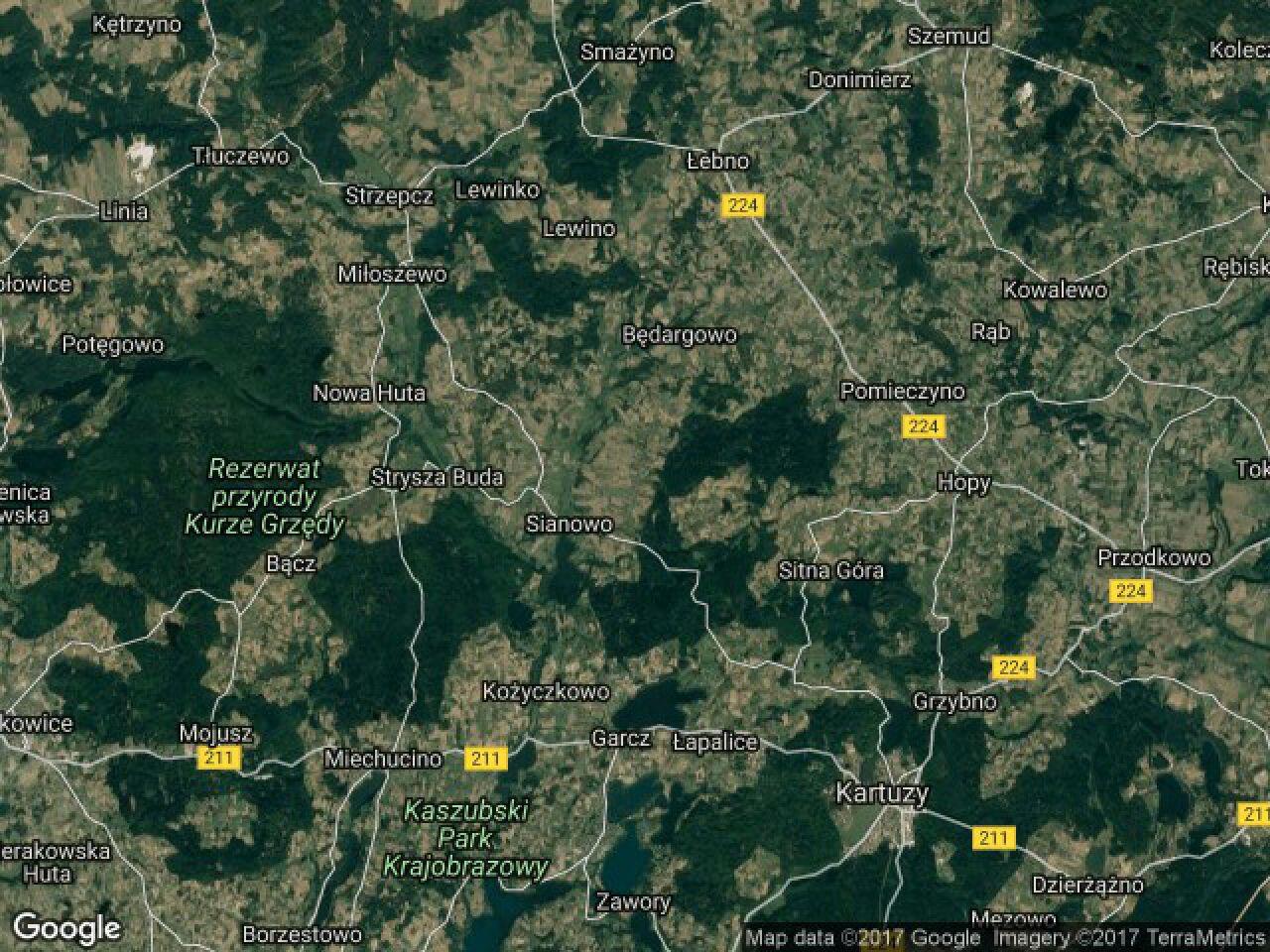 Działka rolno-budowlana Kolonia Borowiec, Kolonia 120