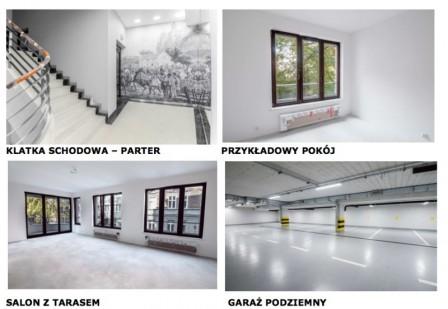 Mieszkanie 6-pokojowe Kraków Stare Miasto, ul. Tarłowska