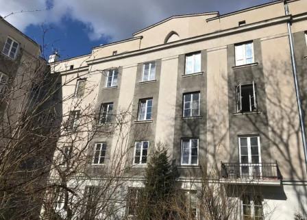 Mieszkanie 4-pokojowe Warszawa Dolny Mokotów, ul. Artura Grottgera