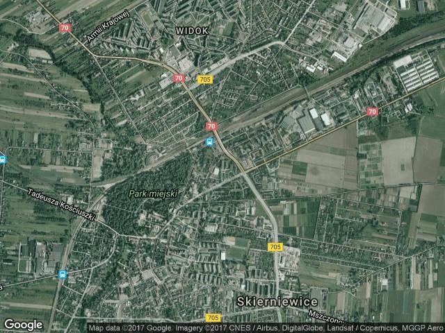 Mieszkanie 1-pokojowe Skierniewice Centrum, ul. Jana III Sobieskiego 7A