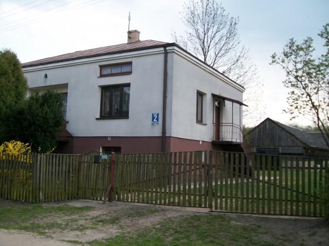 dom wolnostojący, 4 pokoje Olędy