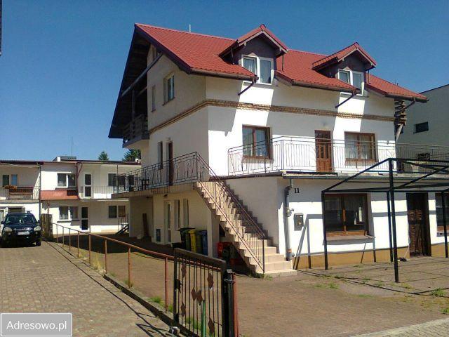 Hotel/pensjonat Dźwirzyno, ul. Żeglarska