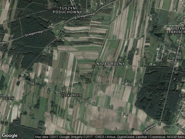 Działka rolno-budowlana Tuszyn Niedas, ul. Niedas Leśny 8