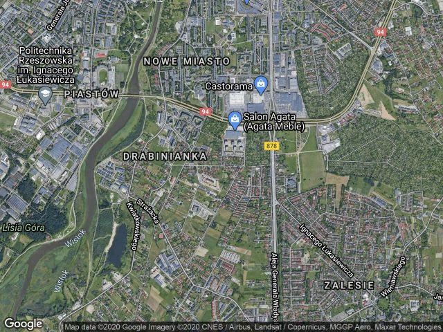 Mieszkanie 4-pokojowe Rzeszów Drabinianka, ul. Nowowiejska