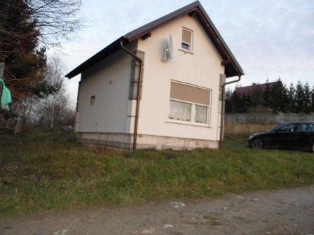 dom letniskowy, 2 pokoje Rusinowo