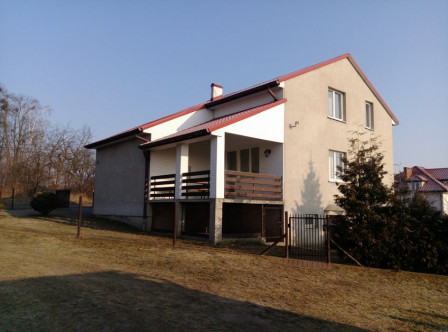 dom wolnostojący, 5 pokoi Szubin-Wieś
