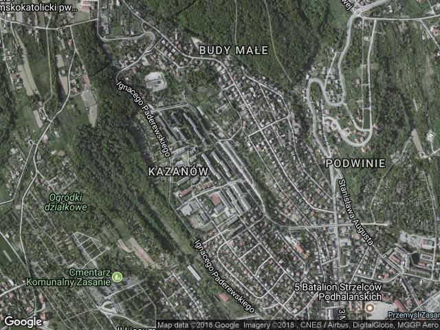 Mieszkanie 2-pokojowe Przemyśl Kazanów, ul. Kazimierza Opalińskiego 17