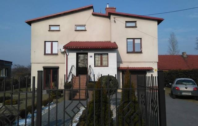 dom wolnostojący Lubieszów