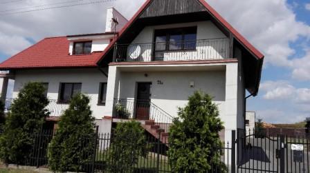 dom wolnostojący Jarantowice
