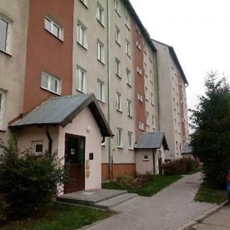 Mieszkanie 2-pokojowe Mława, ul. Henryka Sienkiewicza 16