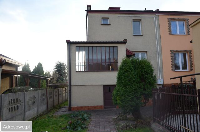 dom wolnostojący, 4 pokoje Ostrowiec Świętokrzyski, ul. Kolejowa