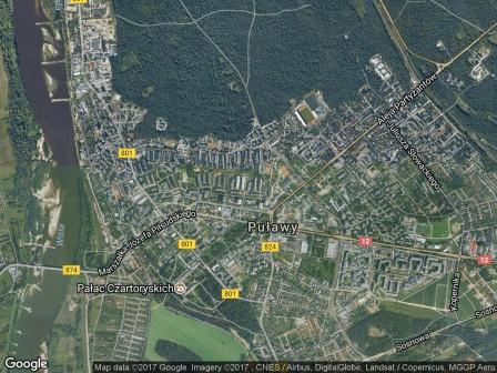 Mieszkanie 3-pokojowe Puławy Centrum, ul. Polna 25