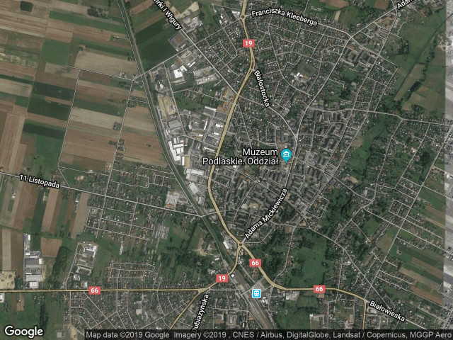 Mieszkanie 2-pokojowe Bielsk Podlaski, ul. 3 Maja 19b