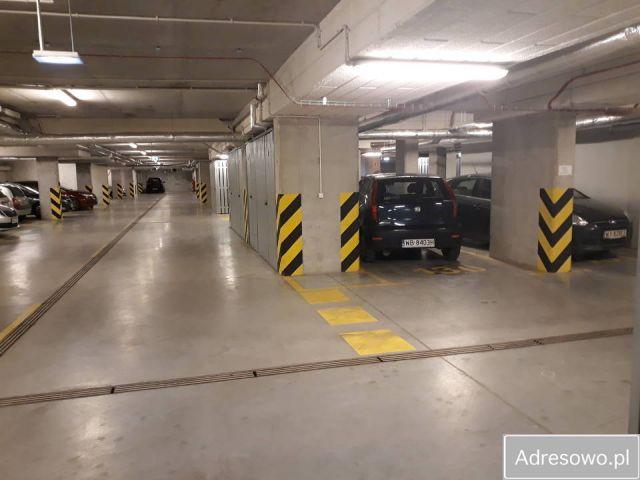 Garaż/miejsce parkingowe Warszawa Wola, ul. Jana Kazimierza