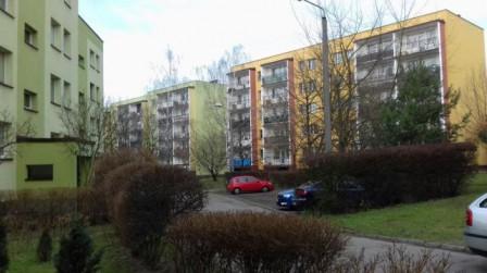 Mieszkanie 3-pokojowe Gliwice Łabędy, ul. Konstantego Ciołkowskiego