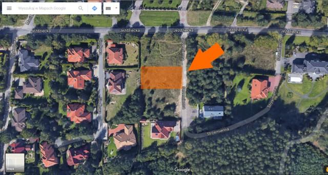 Działka budowlana Bydgoszcz Rynkowo, ul. Strzemienna