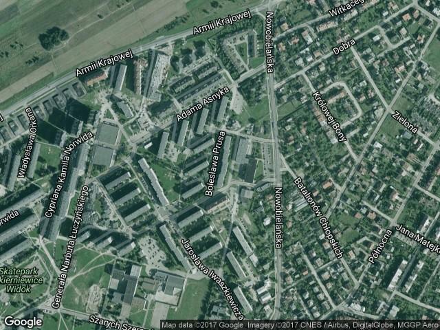 Mieszkanie 2-pokojowe Skierniewice Widok, ul. Bolesława Prusa 8A