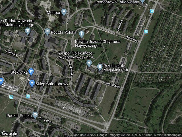 Mieszkanie 3-pokojowe Sosnowiec Zagórze, ul. Koszalińska
