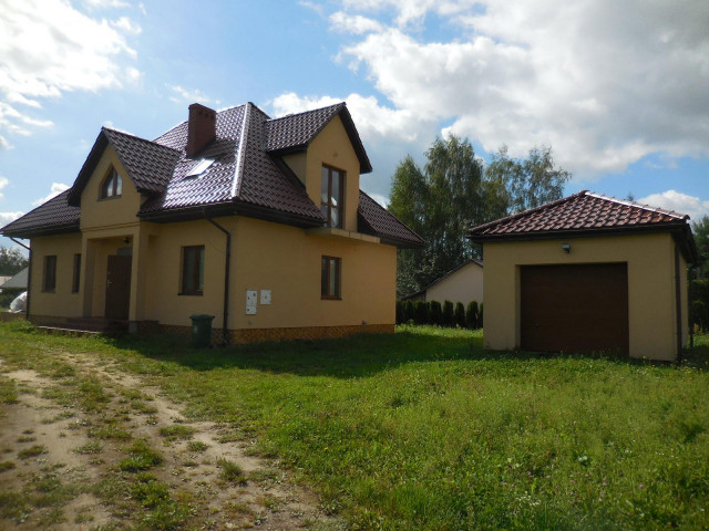 dom wolnostojący, 5 pokoi Tarnobrzeg Dzików, ul. Kwiatowa 56A