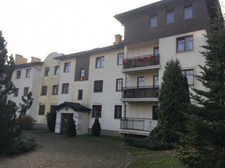 Mieszkanie 1-pokojowe Sopot, ul. 3 Maja 57B