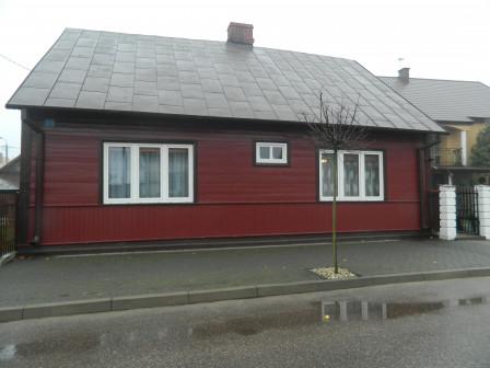 dom wolnostojący, 3 pokoje Ciechanowiec, ul. Tadeusza Kościuszki