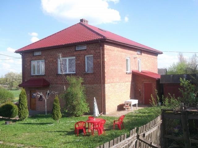 dom wolnostojący, 8 pokoi Gołębie, Gołębie 3