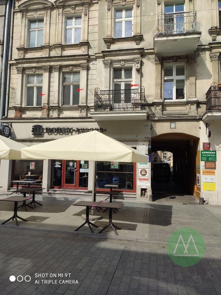 Mieszkanie 2-pokojowe Łódź, ul. Piotrkowska