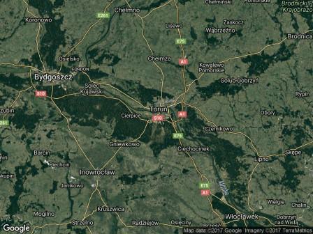 Mieszkanie 3-pokojowe Toruń Podgórz