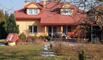 dom wolnostojący, 7 pokoi Aleksandrów Łódzki Łomnik, ul. Łomnik