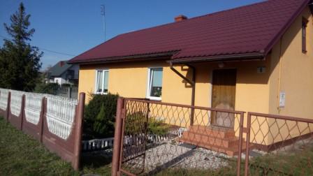dom wolnostojący Brzostek