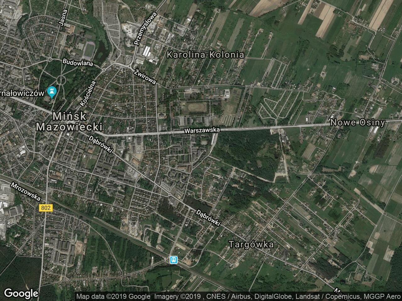 Mieszkanie 3-pokojowe Mińsk Mazowiecki Anielina, ul. Warszawska 254