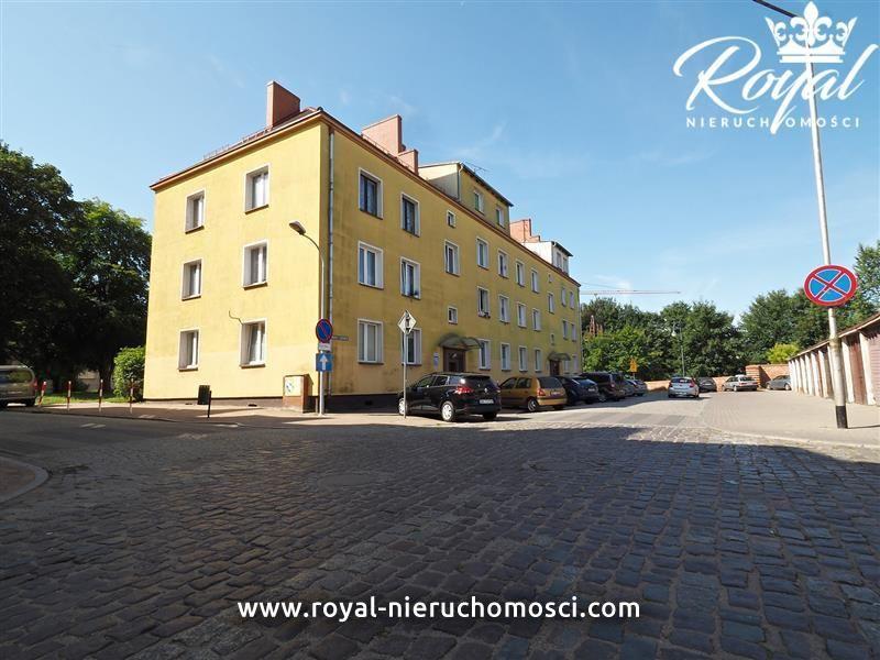 Mieszkanie 2-pokojowe Koszalin Centrum, ul. Zawiszy Czarnego