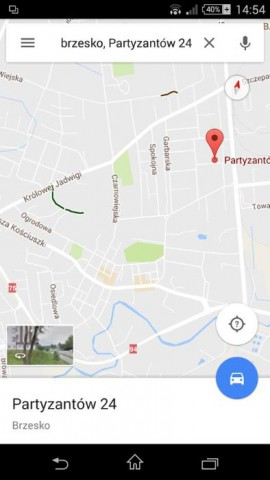 Mieszkanie 2-pokojowe Brzesko Brzezowiec, ul. Partyzantów 24