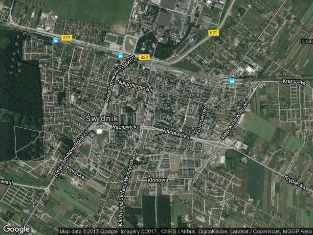 Mieszkanie 1-pokojowe Świdnik Centrum, ul. Bartosza Głowackiego